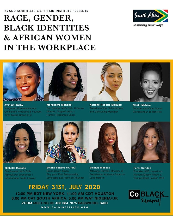 Race, Gender, Black Identities and African Women In the Workplace image