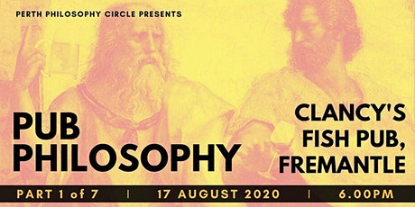 Pub Philosophy: Identity, Difference, and Belonging Part 1 tickets