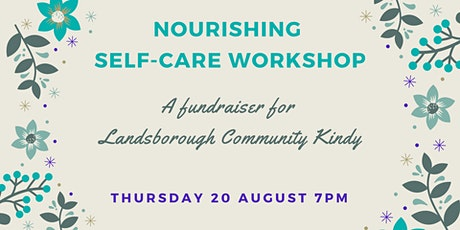 Nourishing Self-Care Workshop tickets