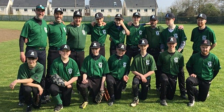 Baseball: Ashbourne Giants U21 vs Dublin City Hurricanes B tickets
