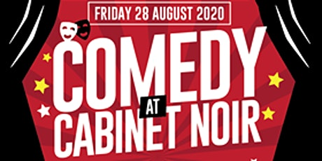 Emo-tainment Present Comedy at Cabinet Noir tickets