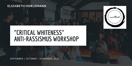 Rassistisch kritisches  Workshop Tickets