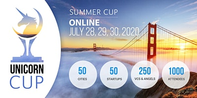 Unicorn CUP – Global Pitch Competition Finals | Summer CUP