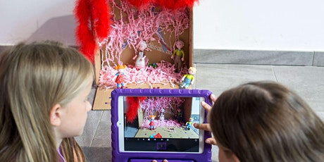 Digital Art: Stop Motion Film selber erstellen! tickets