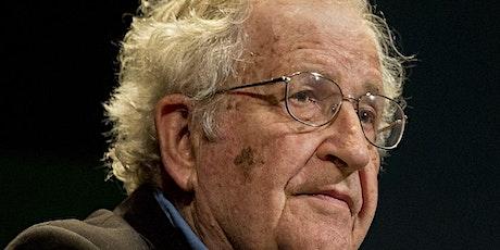 Noam Chomsky on Free Speech tickets