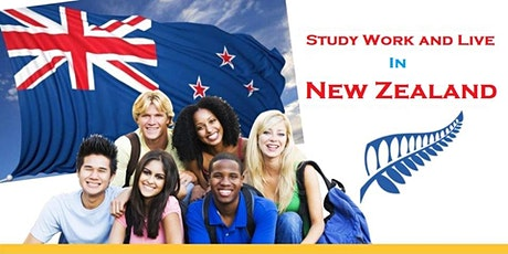 Study & Work in New Zealand tickets