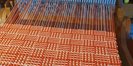 Weaving on a Rigid Heddle Loom with Karen Alpert tickets