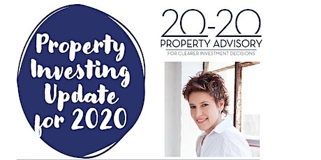 Property Investing in 2020 /2021 tickets