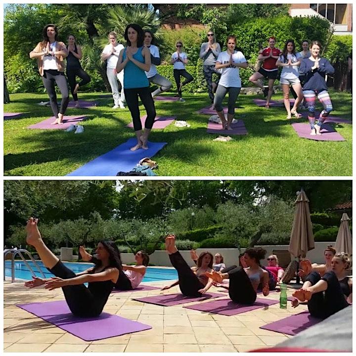 Immagine Formazione insegnanti yoga 250 ore - docente: M° Claudia Ciolli
