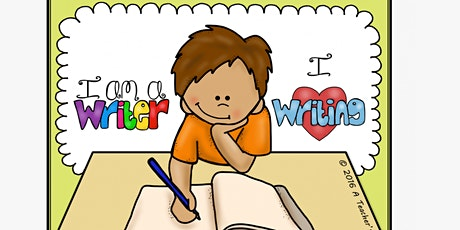 Creative Writing and Art (ages 7-11 yrs) FREE tickets