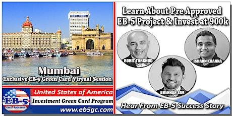 Mumbai  EB-5 American Green Card Virtual Market Series tickets