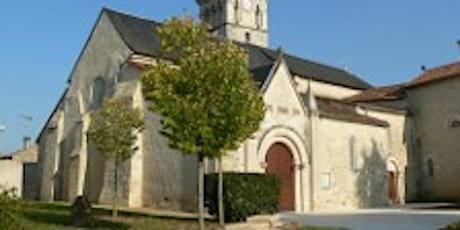 Concert à Champigny-le-Rochereau - Jardin de l'Eglise Notre-Dame billets
