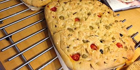 BreadinFife online workshop - Focaccia & biscotti - at home tickets