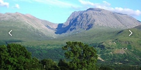 Virtual climb of Ben Nevis  from the comfort of your own home. tickets