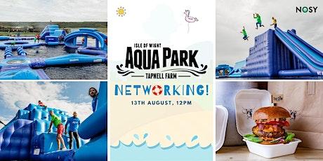 IOW Aqua Park Networking tickets