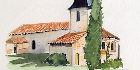Concert à Quinçay - Jardin de l'Eglise Saint-Eleusippe billets