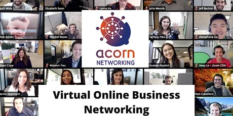 Acorn Virtual Business Meeting - National meeting tickets