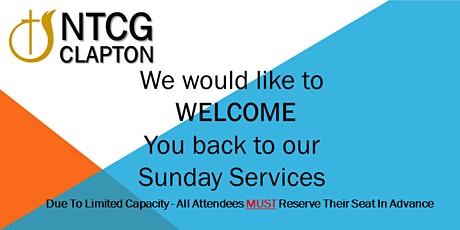 Clapton Church Services tickets