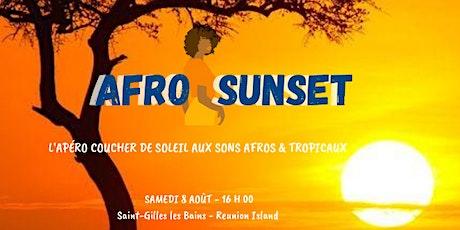 Afro Sunset - L'apéro coucher de soleil billets