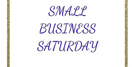 FOR THE CULTURE - SMALL BUSINESS SATURDAYS tickets