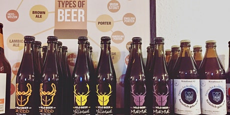 Wild Beers - außergewöhnliche Biere (September) Tickets