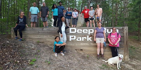 Sunset Hike:  Deep Run Park (Local Hike, 4-5 Miles, Easy) tickets
