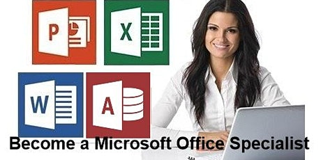 FREE MICROSOFT OFFICE SPECIALIST 2016(MOS) COURSE IN EDINBURGH tickets