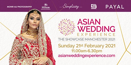 AWE Asian Wedding Showcase tickets