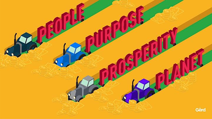 New paradigms for a new world: Futurists Gerd Leonhard and John Eyles image
