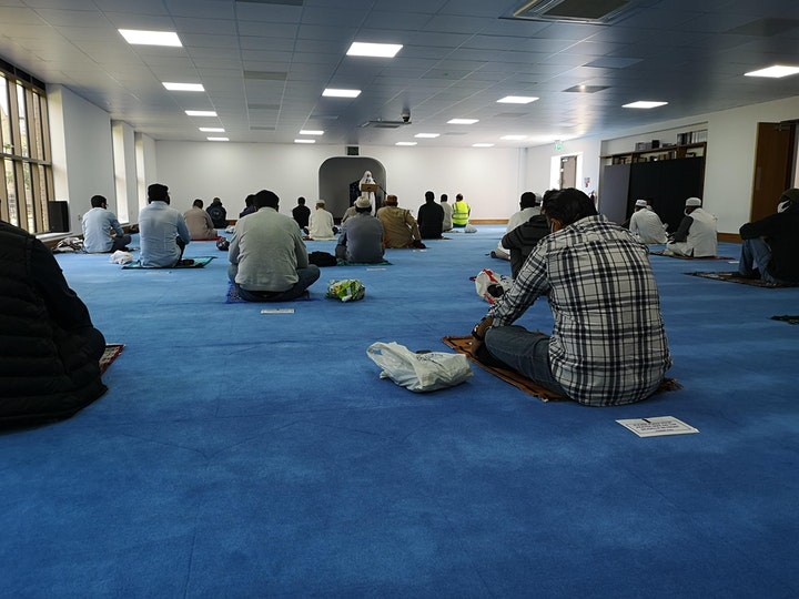 Eid ul Adha York Mosque image