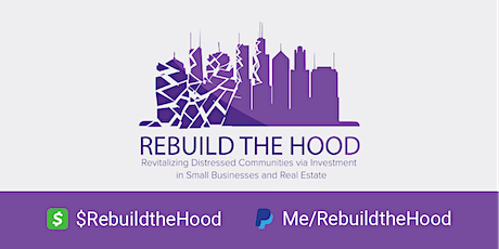Rebuild the Hood, Inc. Presents: Financially Fit Series tickets