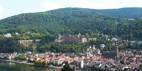Single-Wanderung Heidelberg – Philosophenweg - Thingstätte (30+) Tickets
