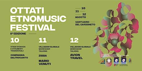 Ottati Etnomusic Festival biglietti