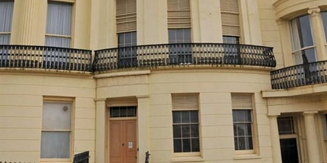 The Regency Town House Online Tour tickets