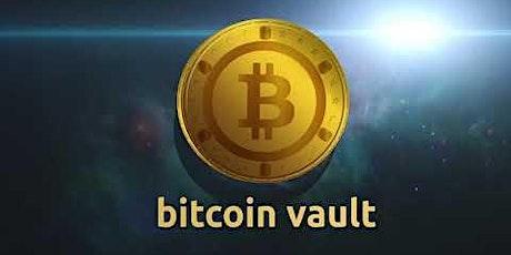 Bitcoin Vault (La otra cara de la moneda) entradas