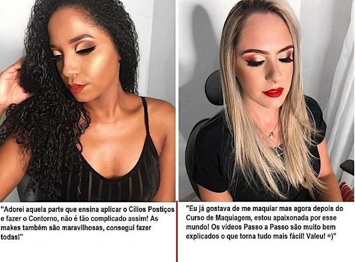 Imagem do evento Curso de Maquiagem RJ Rio de Janeiro - Automaquiagem