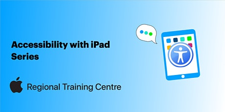 Accessibility Series:  iPad for students with Dyslexia tickets