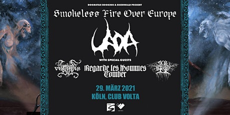 UADA | Regarde Les Hommes Tomber | Solbrud | Velnias LIVE in Köln Tickets