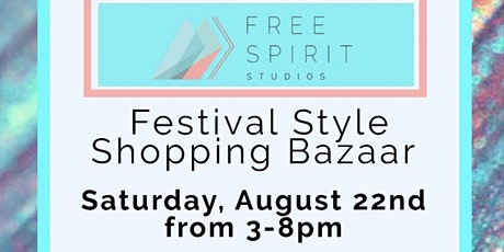 Festival Style Shopping Bazaar tickets