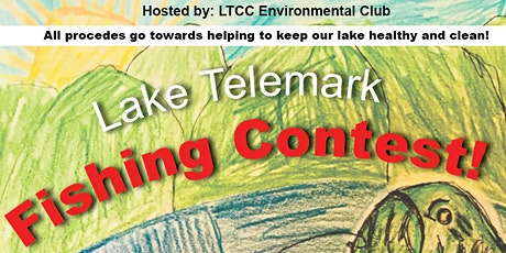 Lake Telemark Fishing Contest tickets