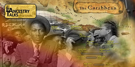 Tracing Caribbean ancestors back to the 1880s with Paul Crooks tickets