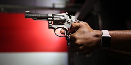 Mastering the Pistol I tickets
