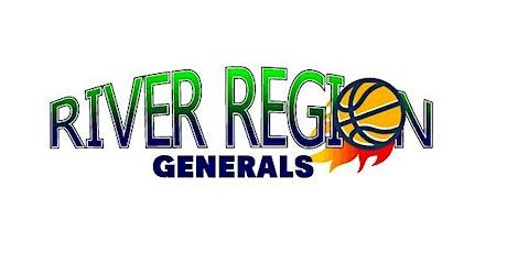 River Region Generals Season 3 Tryouts tickets