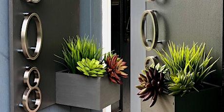 Urban Decor and Succulents Masterclass tickets