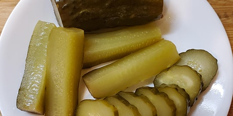 In a pickle -- Fermented Pickle Workshop tickets
