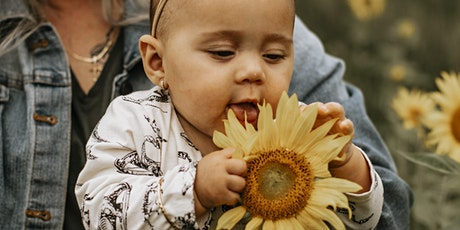 Sunflower Mini Sessions tickets