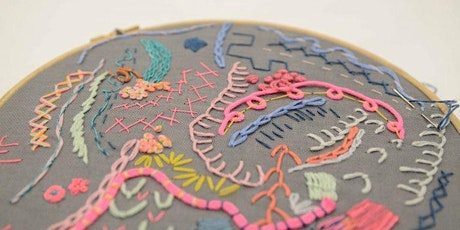 Introduction to Hand Embroidery tickets