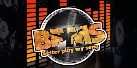 Zoom DJ Battle (BPMS) tickets