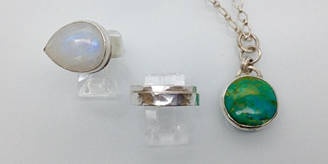 Beginning/Intermediate Metalsmithing 6-week Artist Series tickets