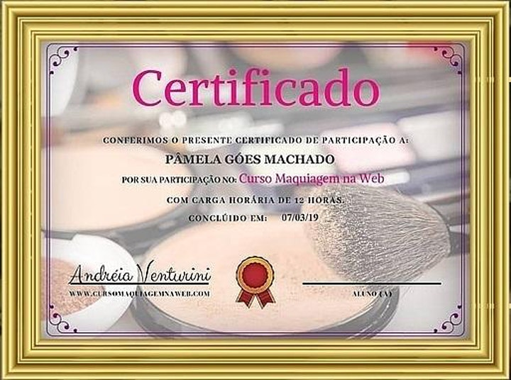 Imagem do evento Curso de Maquiagem em Rio Branco - Automaquiagem